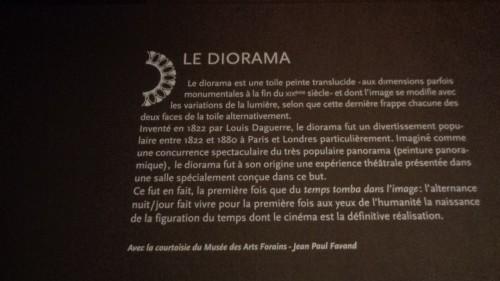 Diorama cartel de definition © Nicolas Schmidt IHTP-CNRS