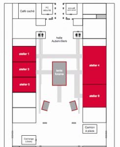 Gaumont 120 ans plan exposition au 104