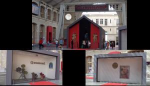 Halle entrée expo Gaumont ©Nicolas Schmidt