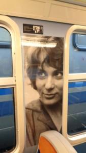 Gaumont, SNCF et le STIF célèbrent ensemble les 120 ans du cinéma - Bernadette Lafond © IHTP – CNRS