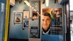 Gaumont, SNCF et le STIF célèbrent ensemble les 120 ans du cinéma – Décoration affiches © IHTP – CNRS
