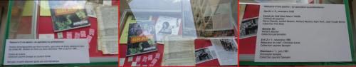 Exposition « Le Brady 60 ans de projections » - Magazines et fanzines - © HTP-CNRS-PARIS8