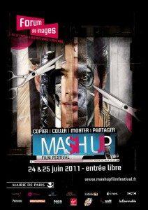 Affiche du 1er Mashup Film Festival