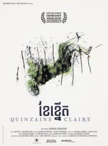 Affiche du film Quinzaine claire, réalisé par Adrien Genoudet